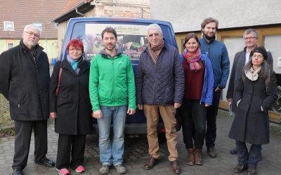 Agrar- und Umweltpolitiker zu Besuch